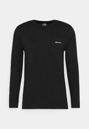 VETIO - Langærmede T-shirts - black