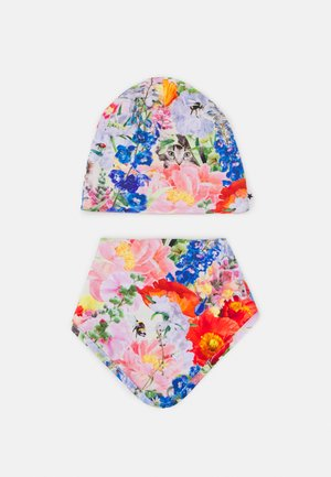 NOON BIB AND HAT SET UNISEX - Muts - hide and seek