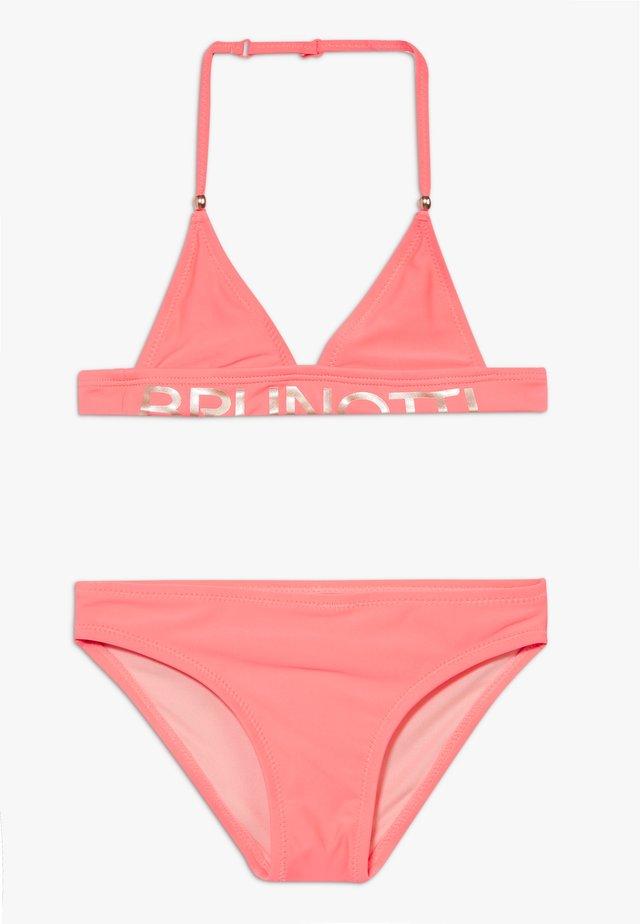 IRENEA GIRLS SET - Bikinit - flamingo