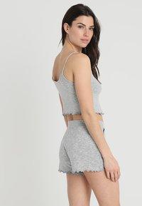Even&Odd - Pyjamaser - mottled light grey - 2