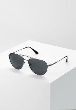 Sunglasses - gunmetal-coloured