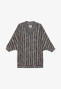 Missoni Kids - DRESS - Jumper dress - multicolour - 4