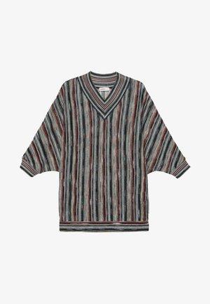 DRESS - Vestido de punto - multicolour