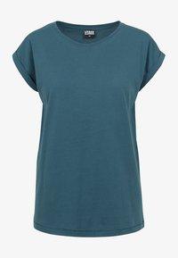Urban Classics - Basic T-shirt - teal - 2