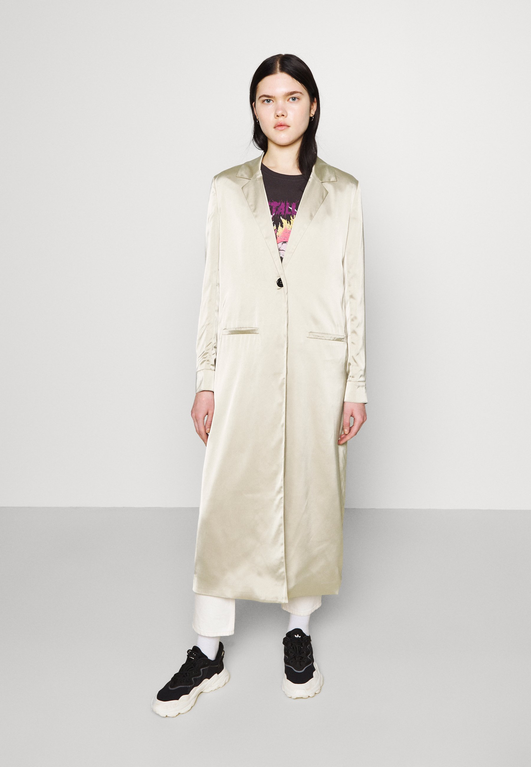 Women MAXI DUSTER - Trenchcoat