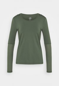 Casall - ICONIC - Long sleeved top - northern green - 0