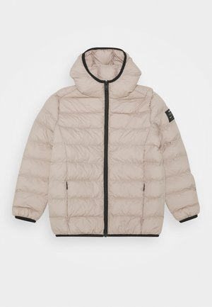 JACKET KIDS UNISEX - Chaqueta de invierno - dusty pink
