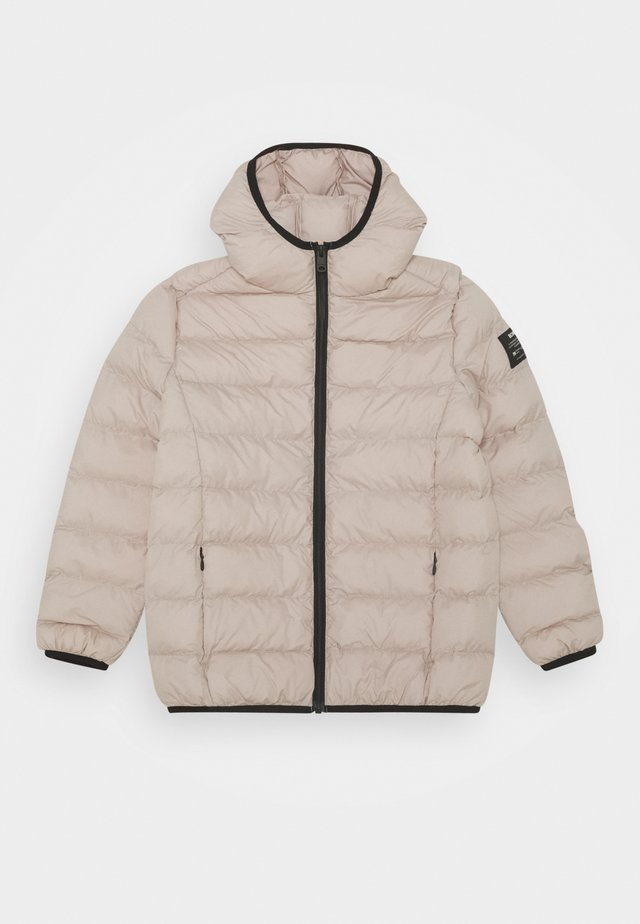 JACKET KIDS UNISEX - Winter jacket - dusty pink