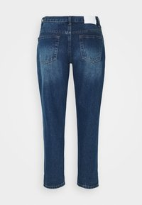 Glamorous Petite - LADIES - Relaxed fit jeans - dark blue wash - 6