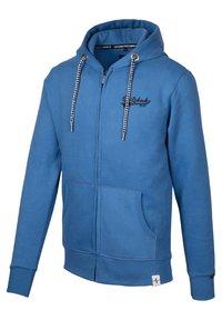 Spitzbub - KLAUS - Zip-up sweatshirt - blue - 3