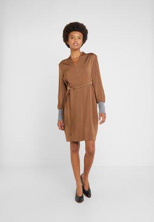 PICCO - Day dress - cammello