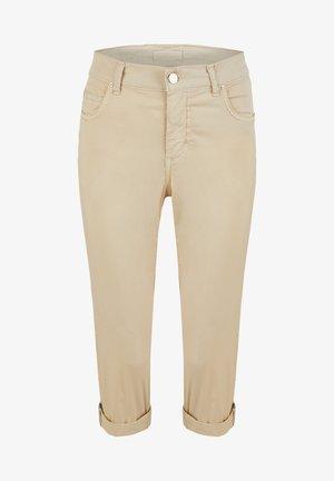 Denim shorts - off-white