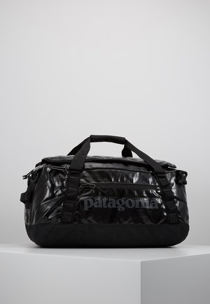 BLACK HOLE DUFFEL 40L - Treningsbag - black