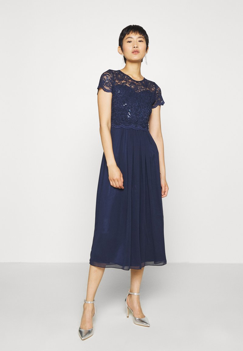 Swing - FACELIFT - Cocktail dress / Party dress - marine