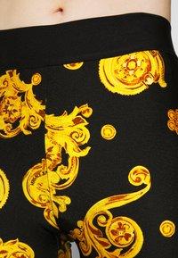 Versace Jeans Couture - Legíny - black - 4
