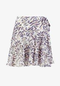 NAF NAF - KATE - Wrap skirt - imprime - 4