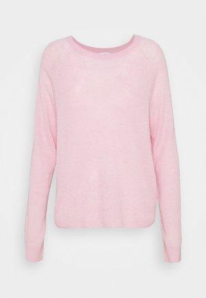 PETRA - Svetr - pink candy