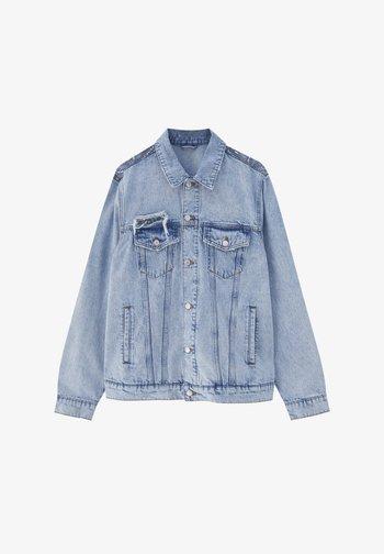 Giacca di jeans - royal blue