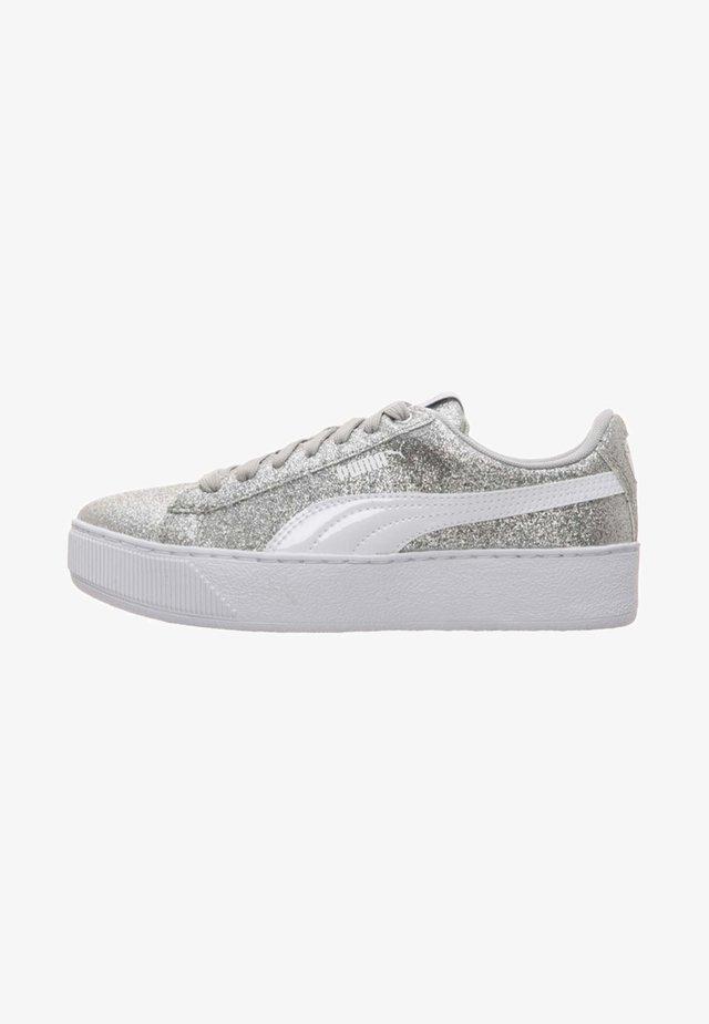 GLITZ - Sneakers basse - silver