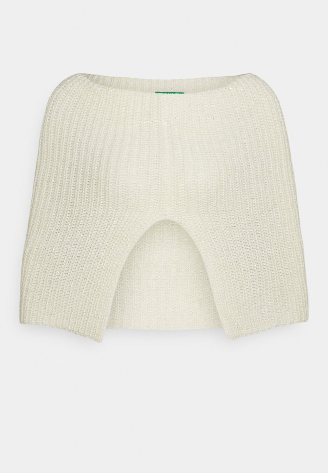SCARF - Sjal / Tørklæder - creme
