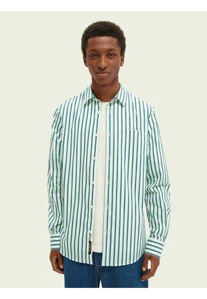 Shirt - aqua