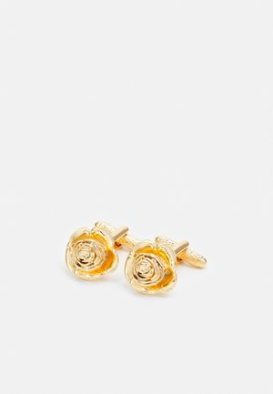 DAVE ROSE LINK - Cufflinks - gold-coloured