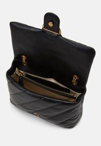 Pinko - LOVE BIG MAXI QUILT - Handbag - black - 2