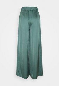 Esprit Collection - PANT - Broek - dark turquoise - 1