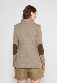 Polo Ralph Lauren - Blazer - brown/tan herringbone - 2