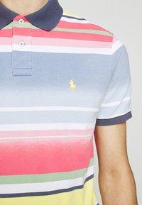 Polo Ralph Lauren - BASIC - Polo shirt - french blue/multi - 6