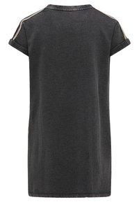 Petrol Industries - Denní šaty - black - 1