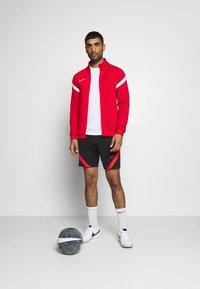 Nike Performance - DRY ACADEMY - Veste de survêtement - university red/white - 1