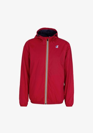 Outdoor jacket - red vermilion