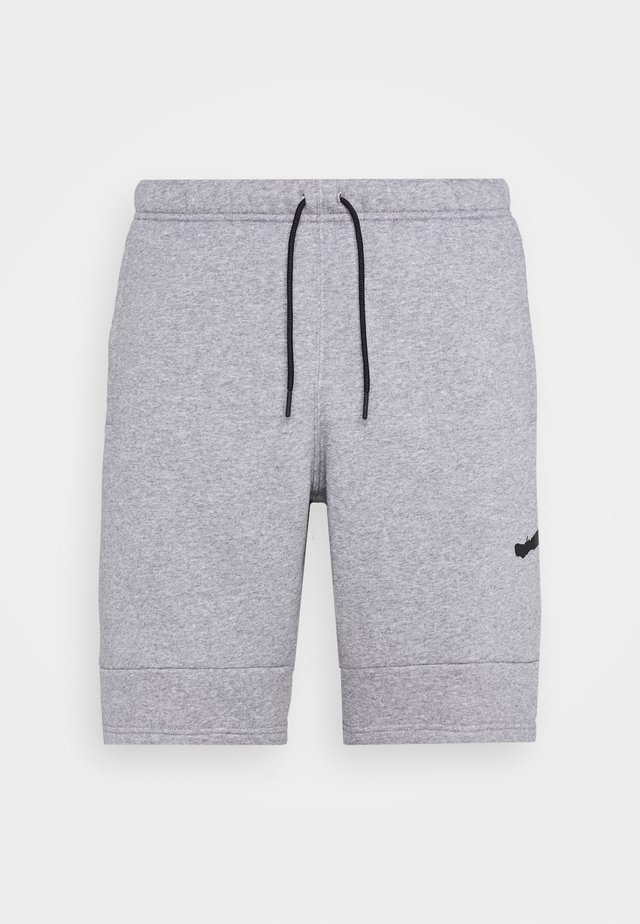 JUMPMAN AIR  - Tracksuit bottoms - carbon heather/black