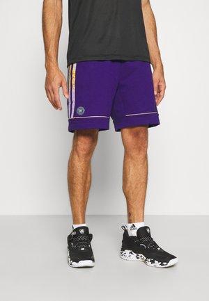 DONOVAN MITCHELL BASKETBALL SHORTS - Sports shorts - team colleg purple