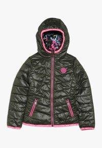 Vingino - TRINNE - Winter jacket - olive night - 0