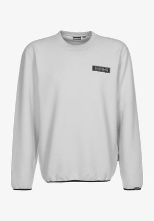 Fleece jumper - grey harbor