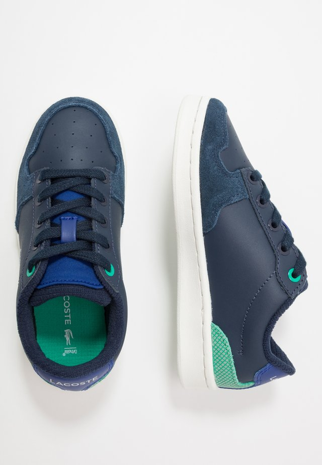 MASTERS CUP - Sneakers laag - navy/dark blue