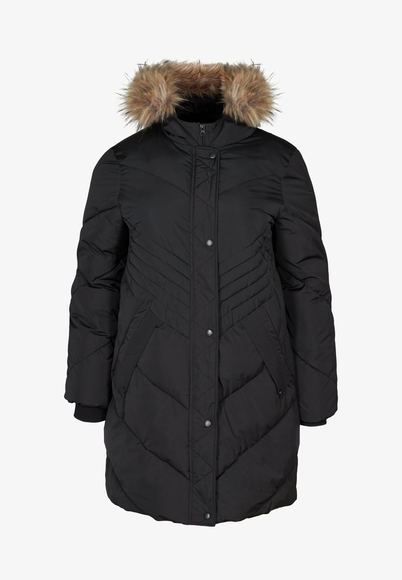 Zizzi - Down jacket - black