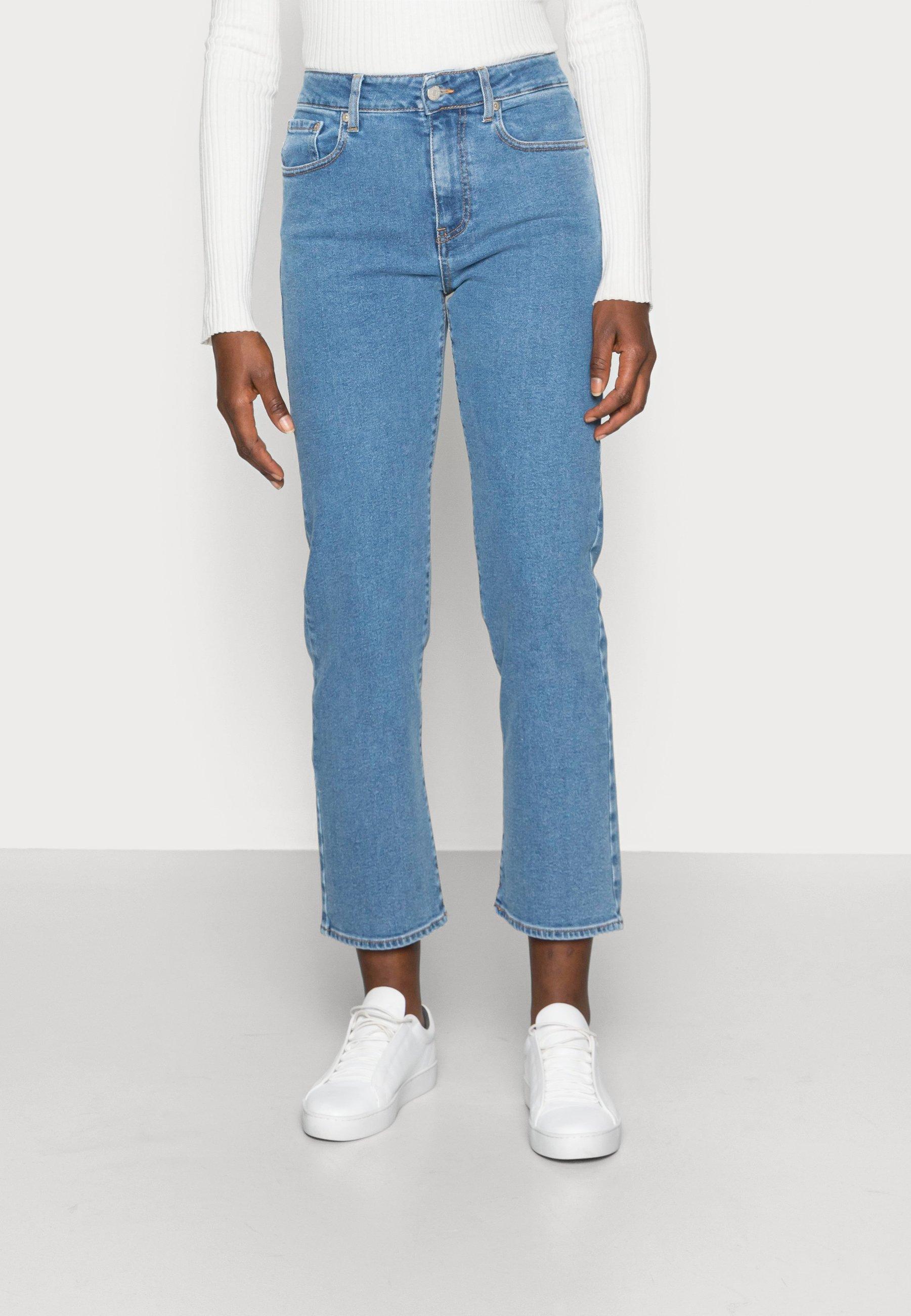 Women KNOXVILLE - Straight leg jeans