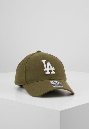 MLB LOS ANGELES DODGERS '47 SNAPBACK UNISEX - Czapka z daszkiem - sandalwood