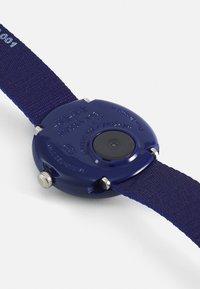 Flik Flak - SUPER HOPPER - Hodinky - blue - 3