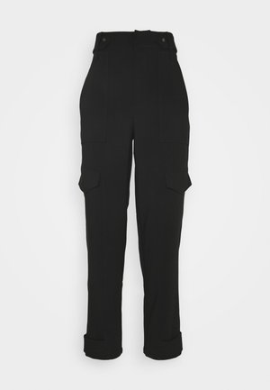 PAYTON PANTS - Trousers - jet black