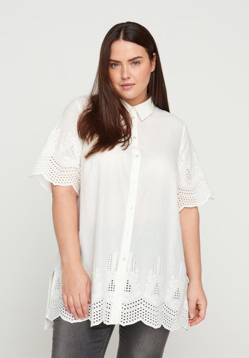 Zizzi - Tunic - white