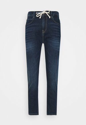 LOUIS - Džíny Straight Fit - dark washed blue