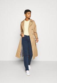 Lee - MARION - Straight leg jeans - dark joni - 1