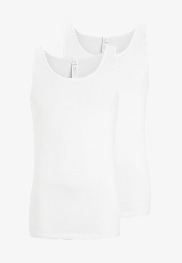 24/7 2 PACK - Undershirt - white