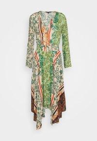 WOMAN DRESS - Maxi dress - viejo cactus