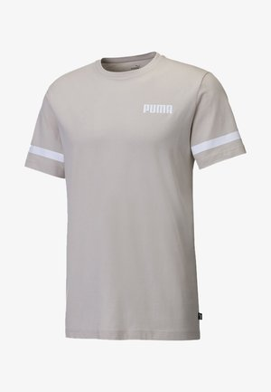 T-shirts print - oatmeal