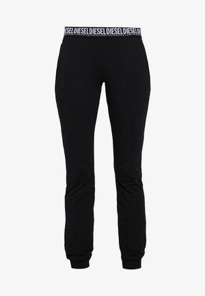 UFLB-BABYX TROUSERS - Pyjama bottoms - black